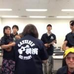 ガズレレ横濱