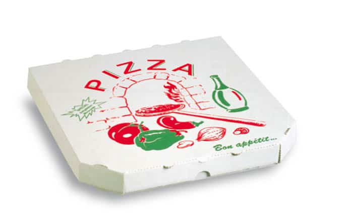 louer une maison avec une terrasse carton pizza
