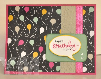 Endless Birthday by Yapha
