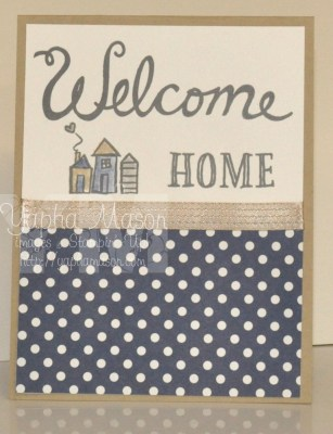 Welcome Home by Yapha