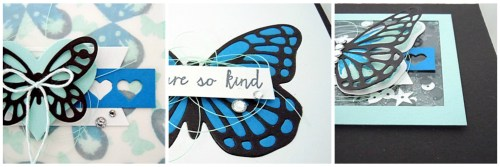 Butterfly Card Set & Shaker Box SP