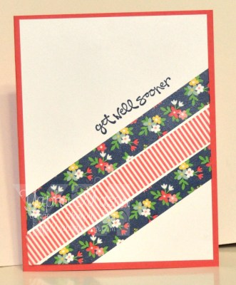 Quick & Cute Get Well Card by Yapha
