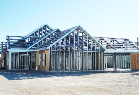 Çelik evlerin avantajları