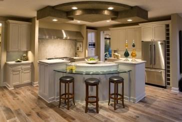 Sanata dönüşen mutfak tasarımları