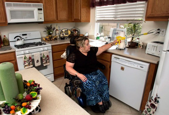 Engelliler için engelleri kaldırın
