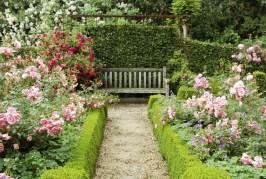 Güzel bir bahçe için (Yaz)