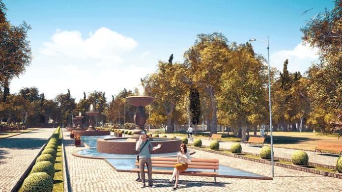 İstanbul'a Yeni Millet Bahçesi!