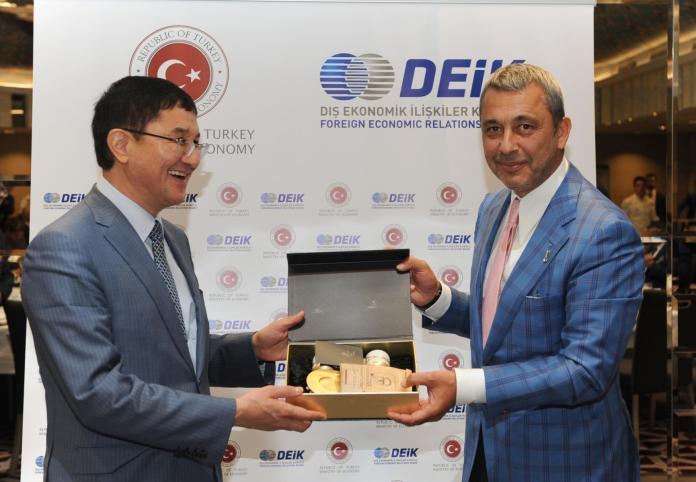 Türk Müteahhitler Heyeti Özbekistan'da