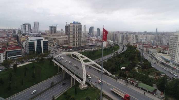 İstanbul'da Kaçak Yapılaşmaya Drone ile Denetim