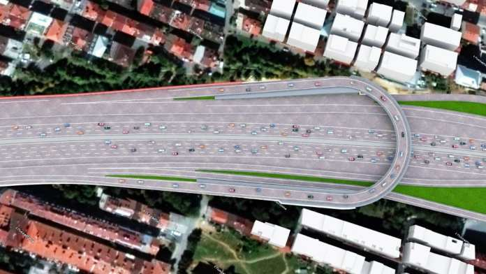 İstanbullulara Trafikte Nefes Aldıracak Projede Sona Gelindi