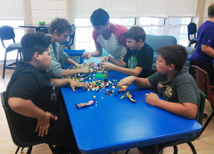 lego tournament 007