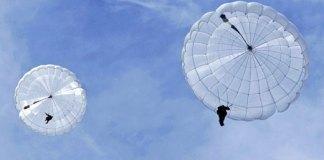 Десантная парашютная система Д-6 серии 4