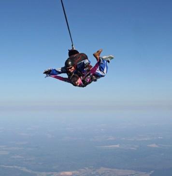 Я прыгала с парашютом. Советую ли я вам?