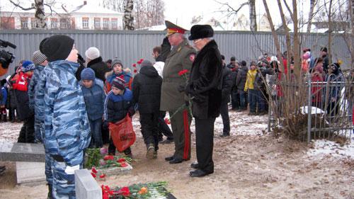 Патриотическая акция,  никто не забыт, ничто не забыто, День Неизвестного солдата