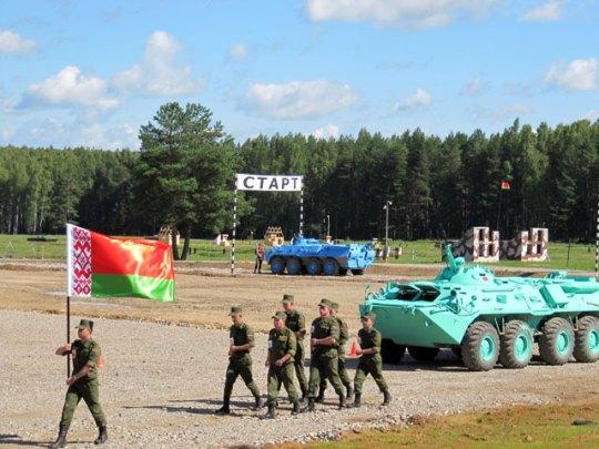 Сборная ВС Республики Беларус