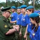 В гостях в Учебном Центре 98-й гвардейской ВДД