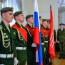 Церемония принятия в ряды ЮНАРМИИ в Рыбинском музее-заповеднике
