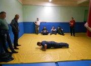 Сдача зачетов по физической подготовке