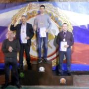 В рамках празднования Дня защитников Отечества прошли соревнования по стрельбе