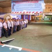 Соревнования по стрельбе с сотрудниками Администрации Гаврилов-Ямского МО