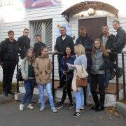 Переславские допризывники в гостях у Ярославских ДОСААФовцев