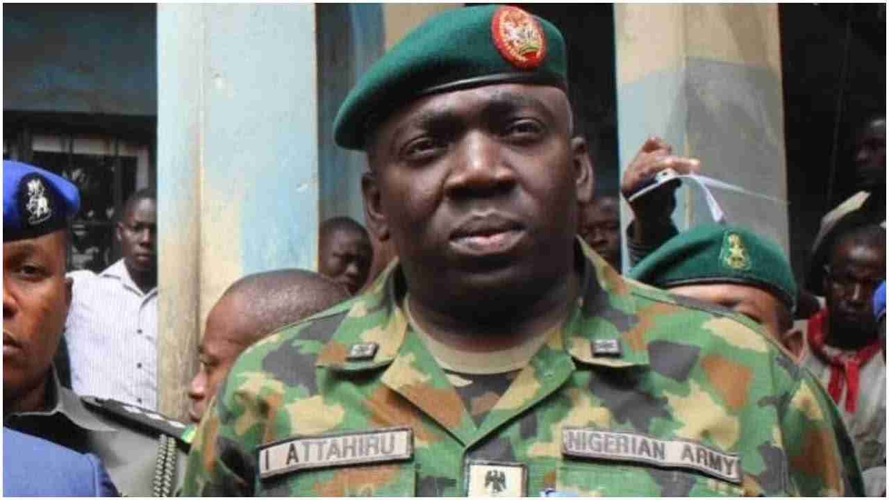 Ibrahim Attahiru: Moments Chief of Army Staff's plane crashed [VIDEO] -  Yara.ng