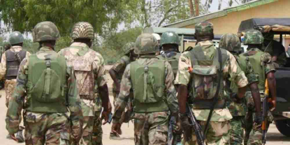 Troops Eliminate 11 Terrorists, Recover Arms, Fuel - Yara.ng