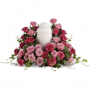 Bed-of-Pink-Roses