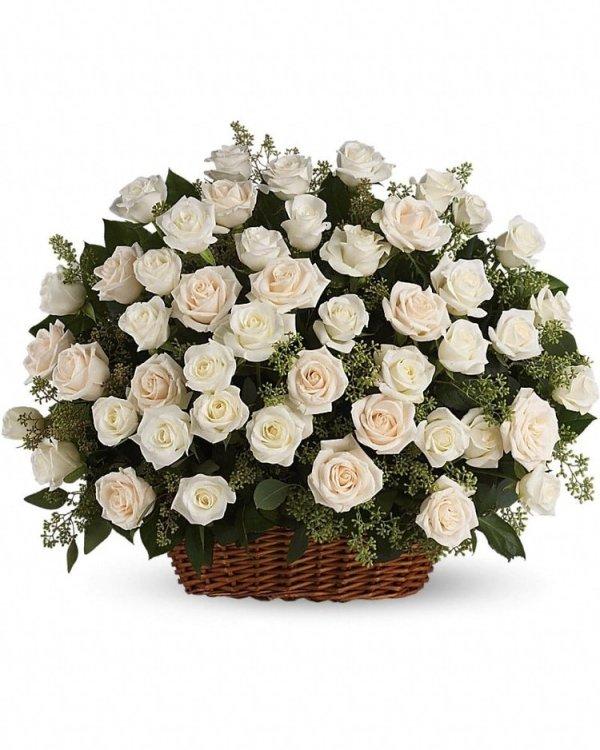 Bountiful-Rose-Basket