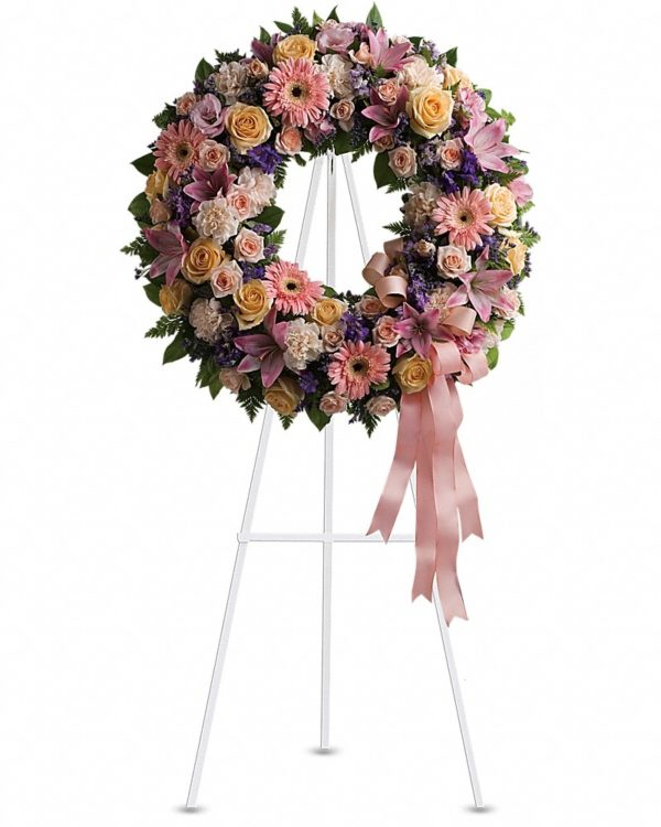 Graceful Wreath Yara Flowers
