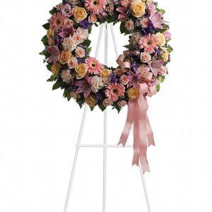 Graceful Wreath Yara Flowers