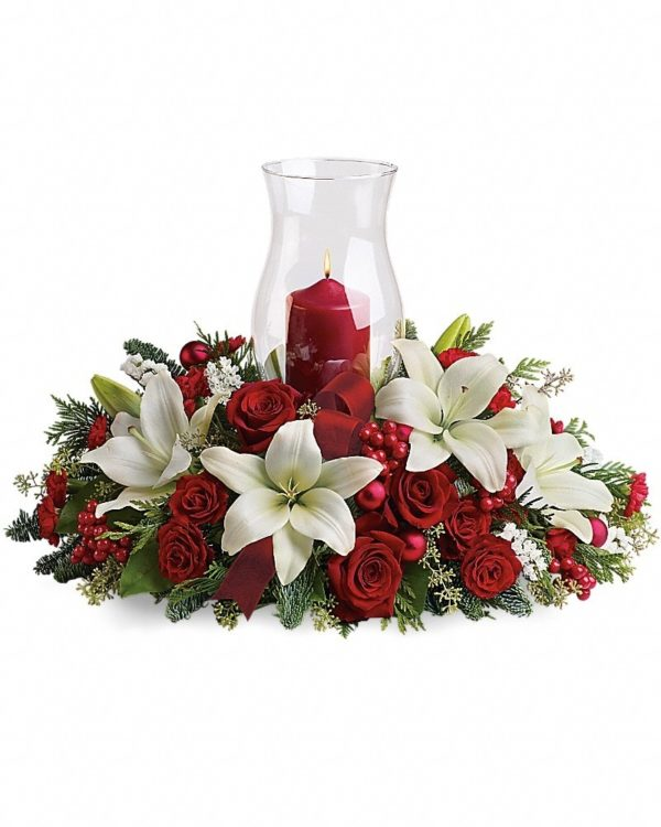 Holiday Glow Bouquet Yara Flowers