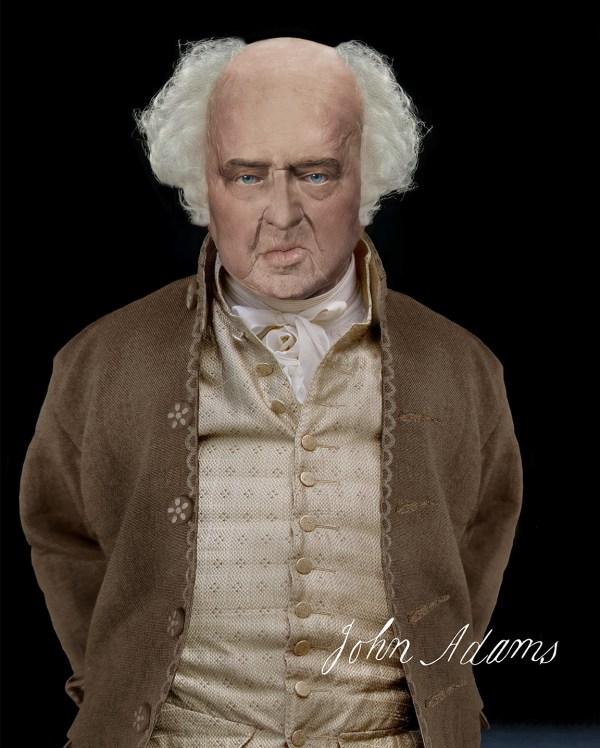 John Adams Facial Reconstruction