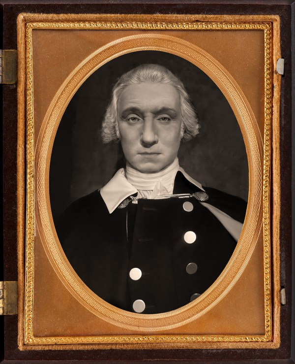 The Lost Daguerreotype of George Washington