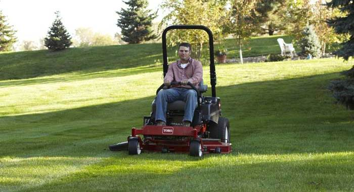 Zero-Turn-Radius Mowers