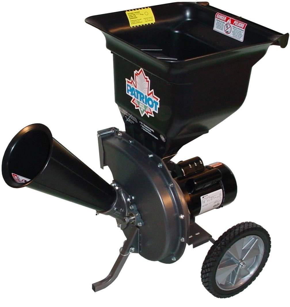 Yard Mulcher Chipper Shredder
