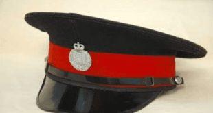 jamaican police cop