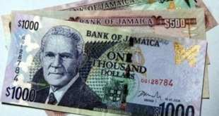 lost money jamaican money 500 1000 100 notes
