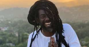 Buju banton laughing smiling 2019