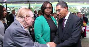 seaga and holness