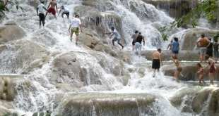 dunns river falls st ann