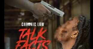 LISTEN: Chronic Law - Talk Facts (Jahmiel and Alkaline Diss)