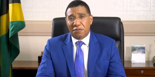 Prime Minister Holness Apologises To Returning Jamaicans [Video]