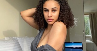 A 22-YEAR-OLD BRITISH MODEL CLAIMS USAIN BOLT BEGGED HER FOR SEXY PICTURES FEW DAYS BEFORE KASI GAVE BIRTH TO THEIR FIRST BABY