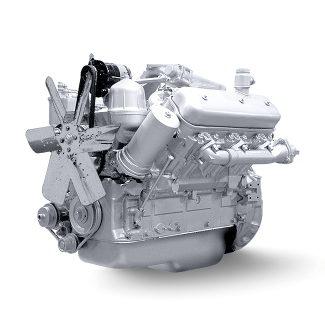 Двигатель ЯМЗ 236Г-5
