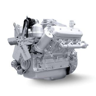 Двигатель ЯМЗ 236Д-4