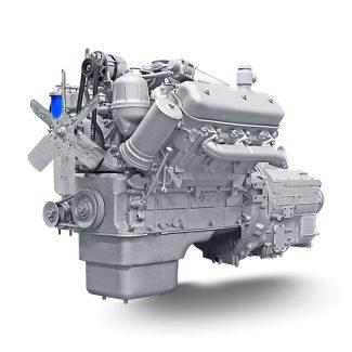 Двигатель ЯМЗ 236М2-19