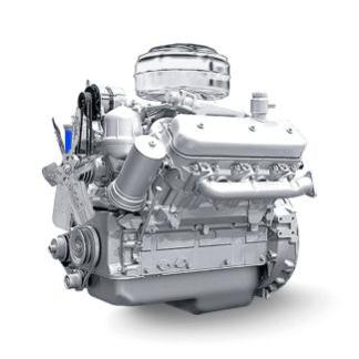 Двигатель ЯМЗ 236М2-7