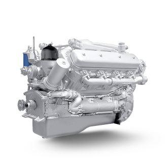 Двигатель ЯМЗ 238БК-3
