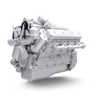 Двигатель ЯМЗ 238БЛ-1